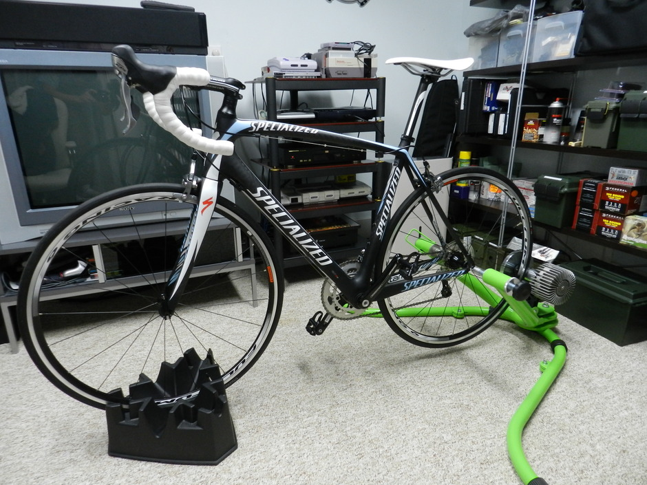 Spd Sl Pedals >> 2012 Specialized Tarmac Elite - Pedal Room