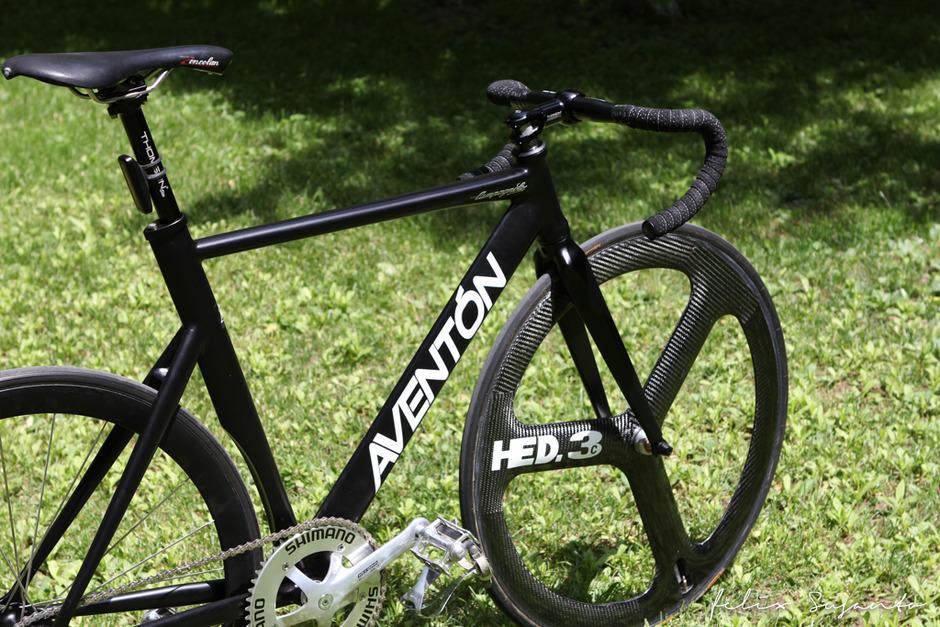 2013 Aventon Mataro - Pedal Room