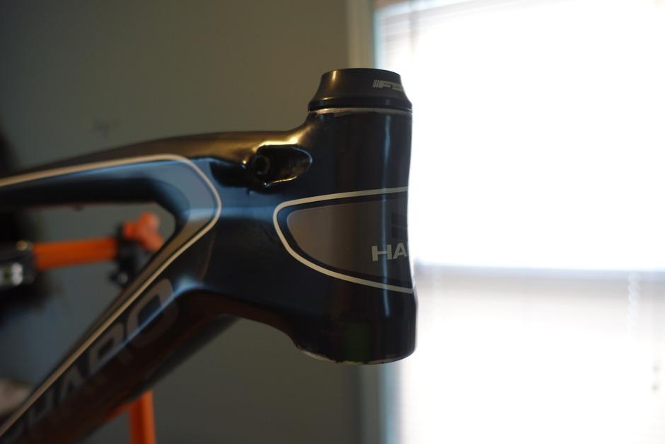 2013 Haro Flc 29 Pro Pedal Room
