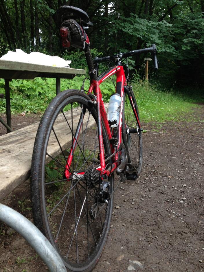Bike Frame Size >> 2013 Trek Madone 2.1 - Pedal Room
