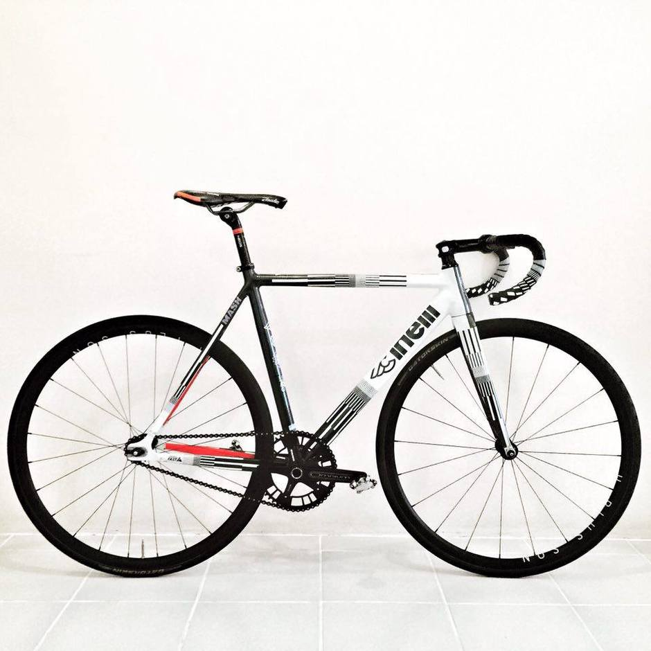 2014 Cinelli MASH Parallax 54cm - Pedal Room