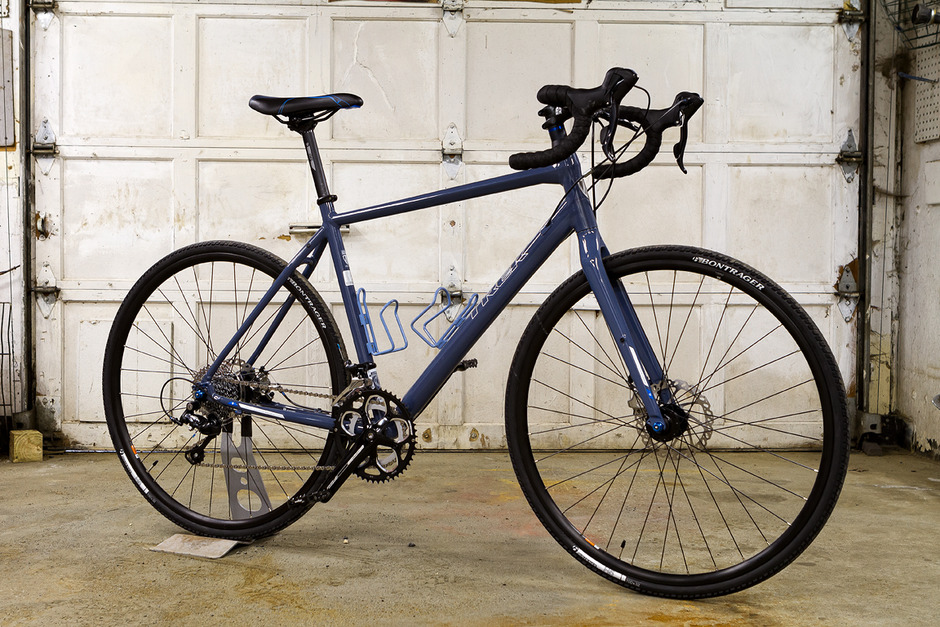 2014 Trek Crossrip Elite Pedal Room