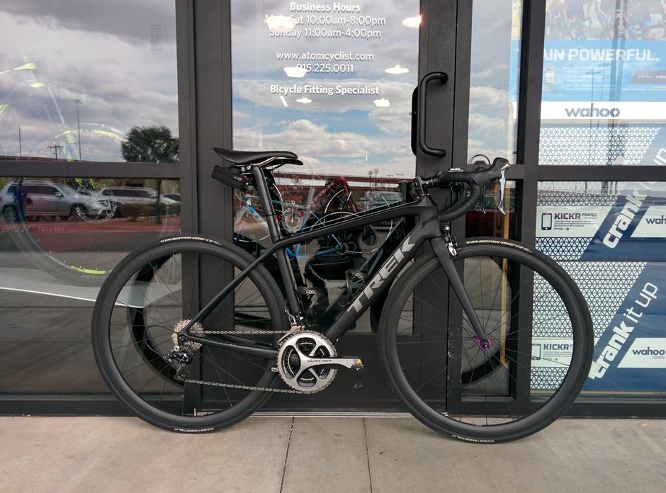 2014 Trek Madone 5.9 Dura Ace - Pedal Room
