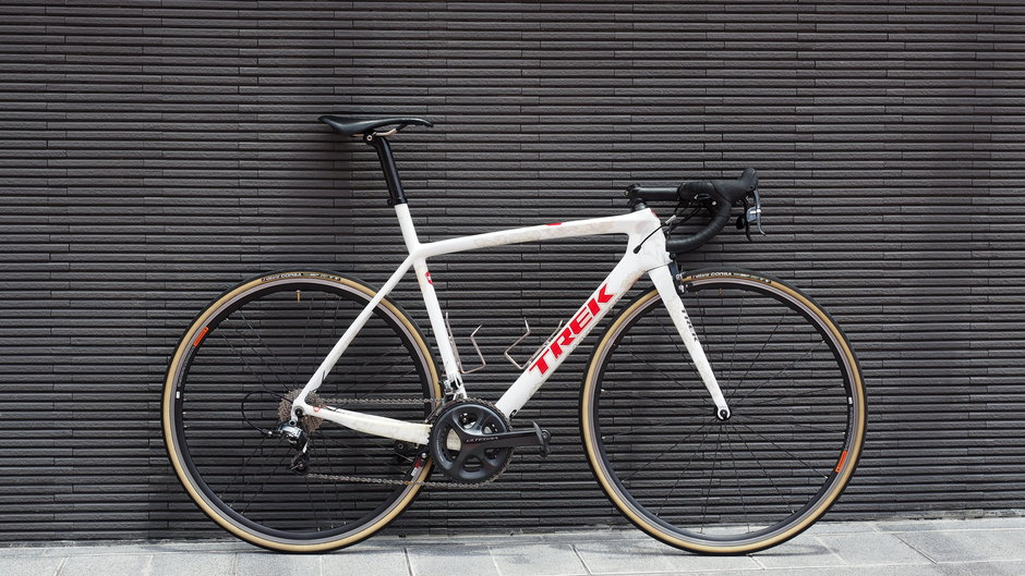 2014 Trek Madone 7 56cm H1 P1 Spartacus Pedal Room