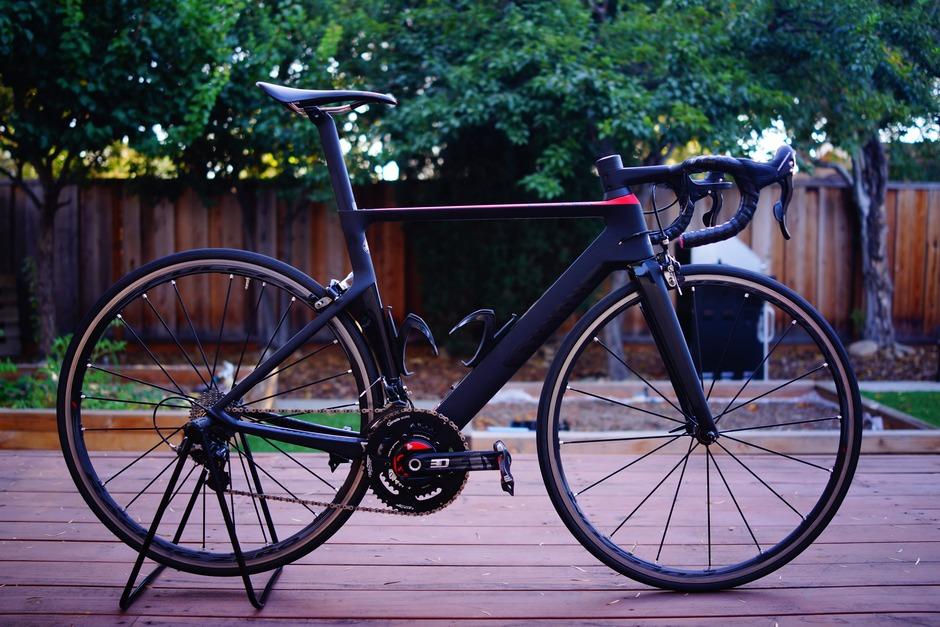2015 Canyon Aeroad Cf Slx Pedal Room