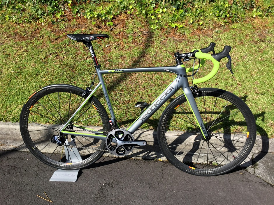 Carbon Fiber Bike Frame >> Dedacciai Ran 2015 - Pedal Room