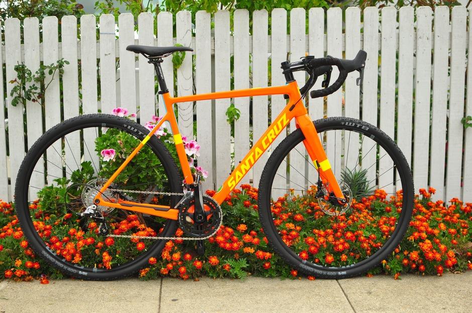 2015 Santa Cruz Stigmata CC Rival - Pedal Room