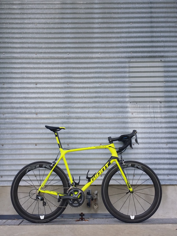65bd589ae61 Giant TCR Carbon Track 2016 Giant TCR Advanced SL 2