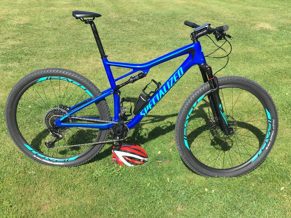 Mountain Bike Rim Width >> 2018 Specialized Epic Pro XL - Pedal Room