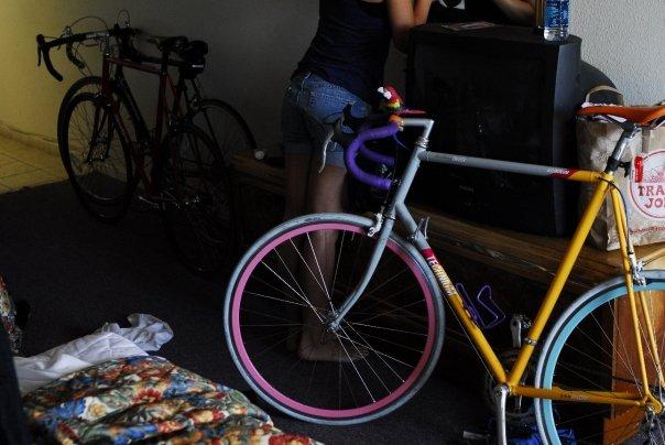 Rainbow Sherbet Pedal Room
