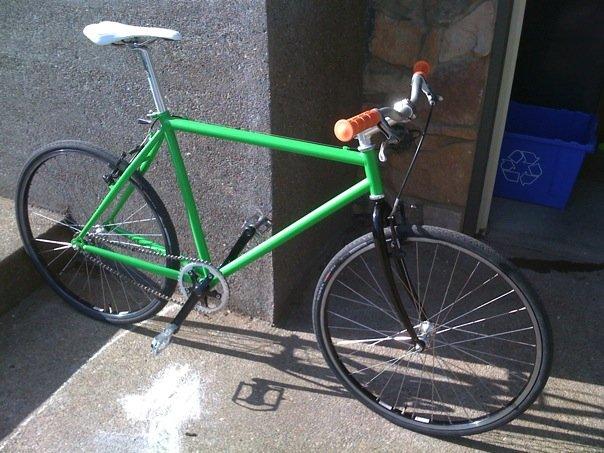 Mountain Bike Crankset >> Singlespeed Conversion - Pedal Room