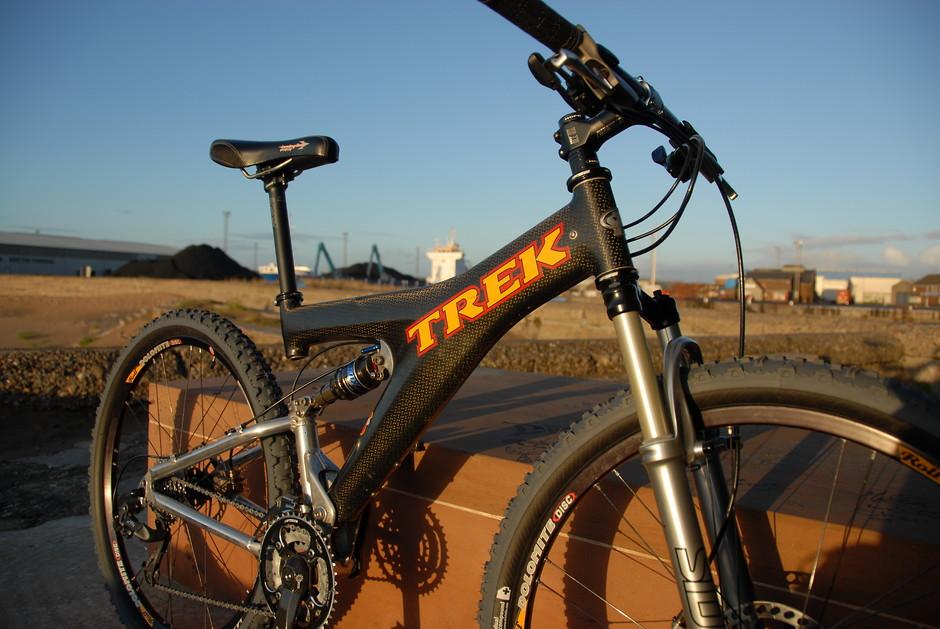 Trek Y33 1997 Pedal Room