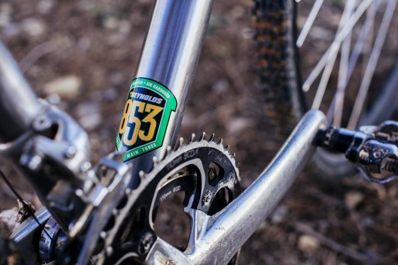 853 Reynolds Quot Rabasa Cycles El Buffalo Quot Pedal Room