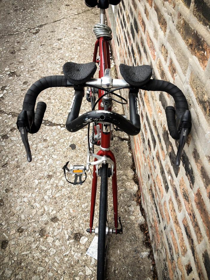 94 Trek 370 Sport Pedal Room