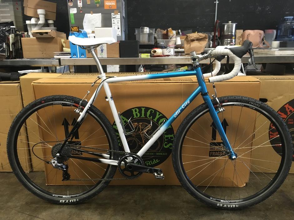 All City Macho Man Pedal Room