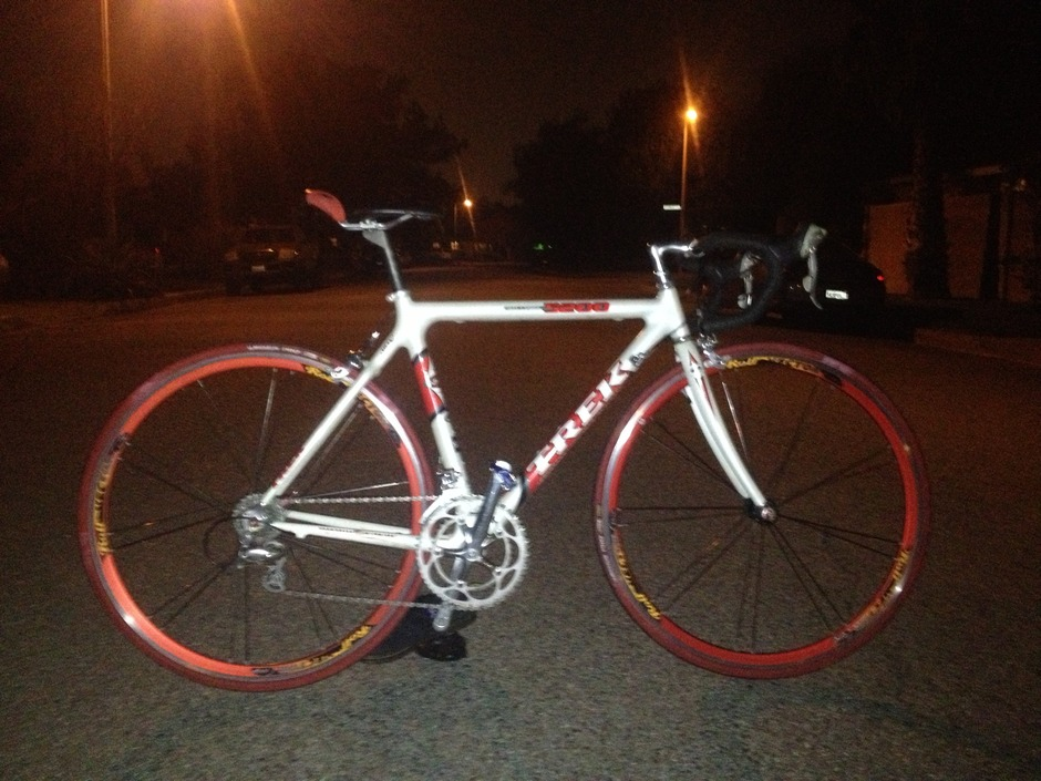 Continental Bike Tires >> American made Carbon Trek 5200! - Pedal Room