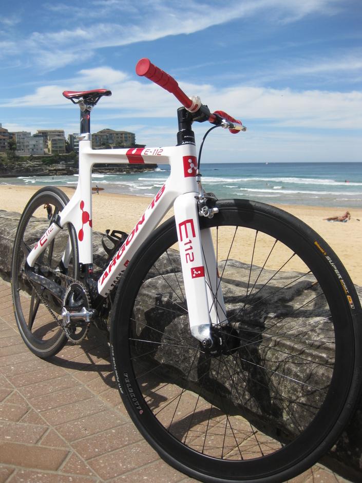 Carbon Bike Frame >> ARGON 18 E-112 - Pedal Room
