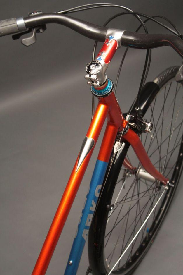 Arko Bici Mixte Pedal Room