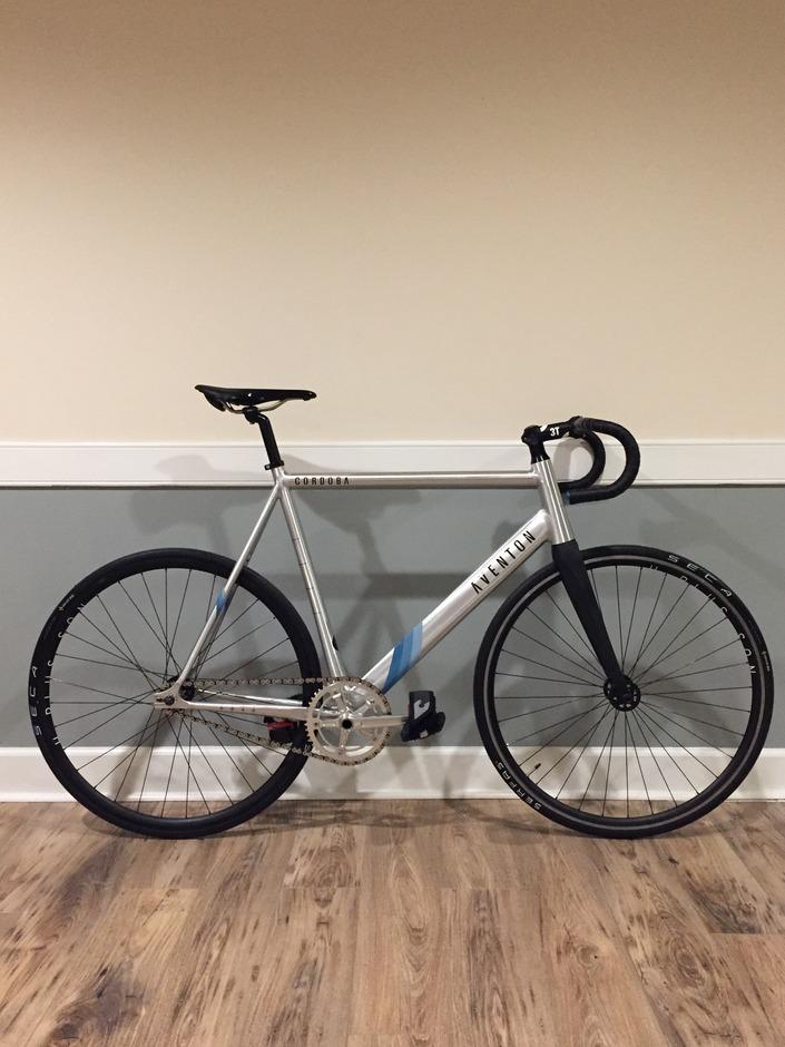 Twisted Bike Frame