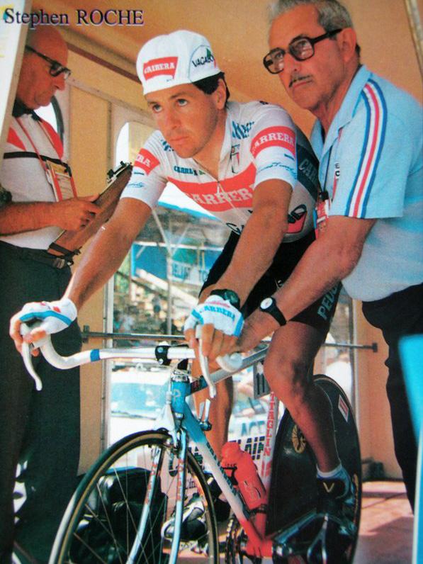 Battaglin World Champion 87 Tt Pedal Room