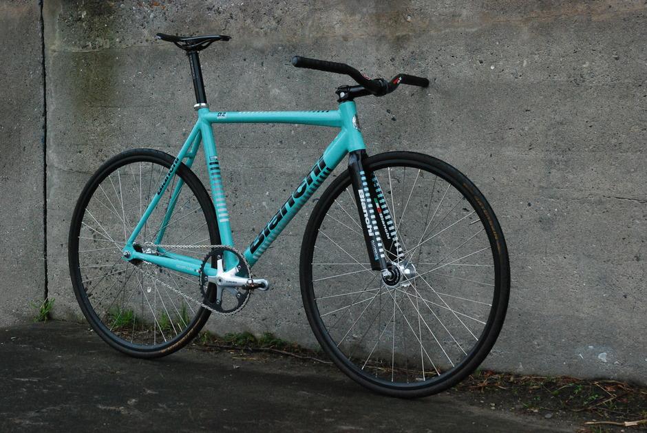 Track Bike Frame