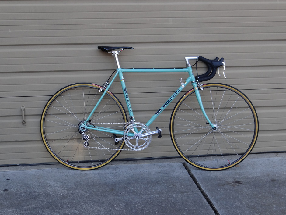Lightest Road Bike >> Bianchi Nuovo Racing 1980 - Pedal Room