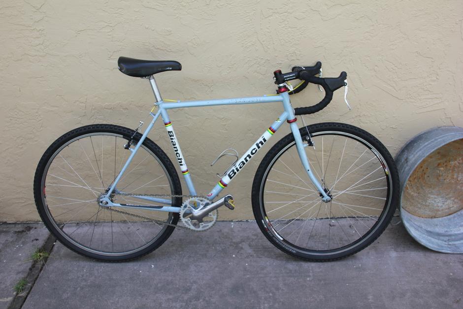 Bianchi San Jose Pedal Room