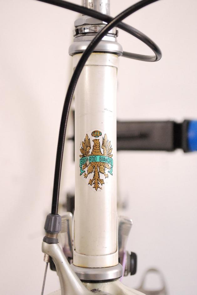 Bianchi Strada Lx Pedal Room