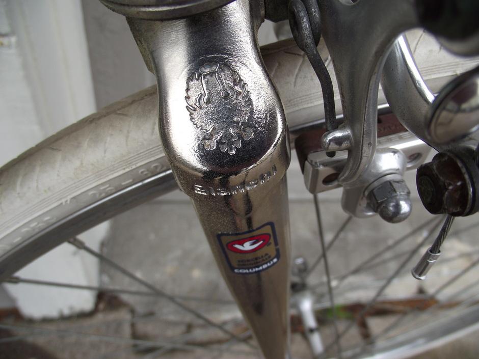 Bianchi Trofeo Pedal Room