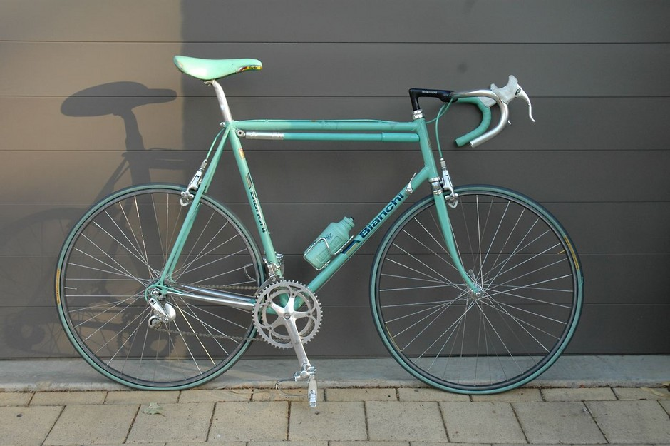 Bianchi Serial Number Identification - Page 21 - Bike Forums
