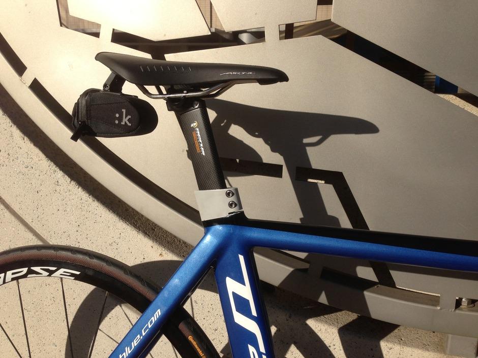 Blue Tr250 Pedal Room