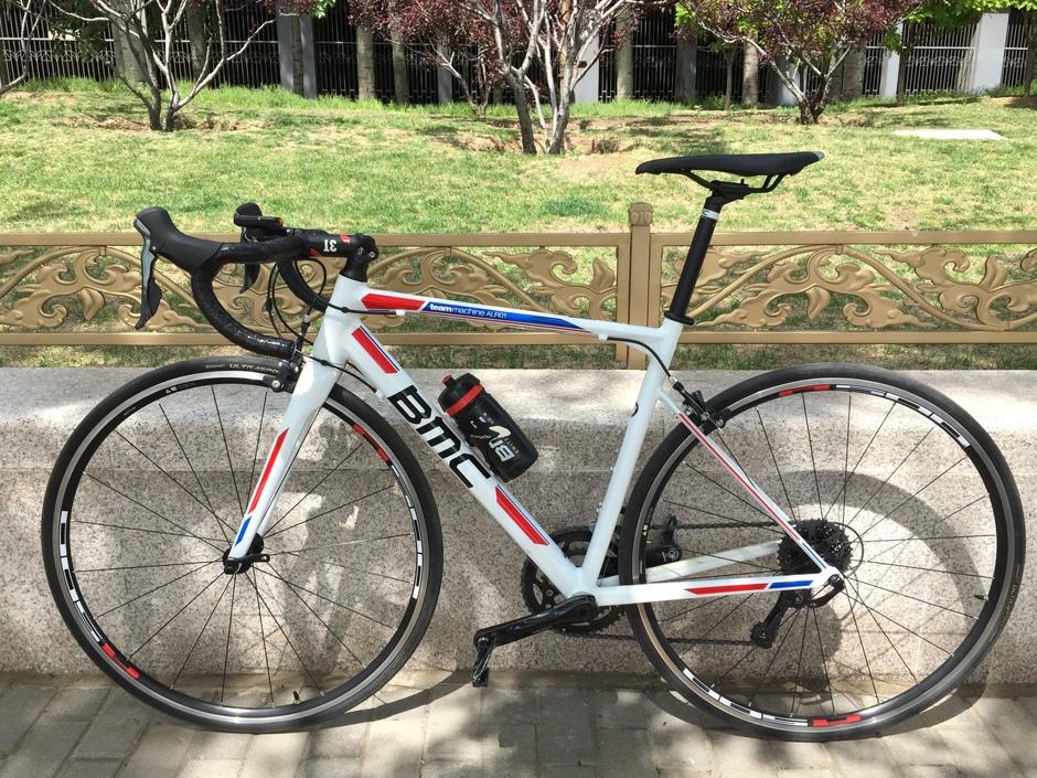 Bmc Teammachine Alr01 Road Bike Pedal Room