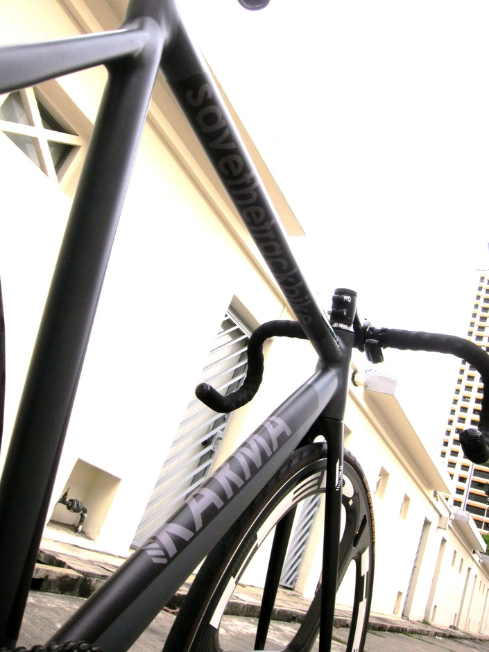 Good Karma Bikes >> Breakbrake17 KARMA - Pedal Room