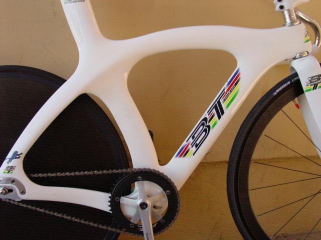 BT carbon track bike - Pedal Room