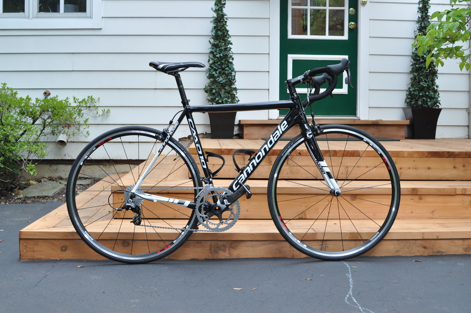 Cannondale CAAD 10 photo