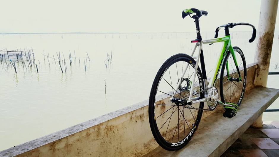 Cannondale CAAD 10 Track (Thailand) - Pedal Room