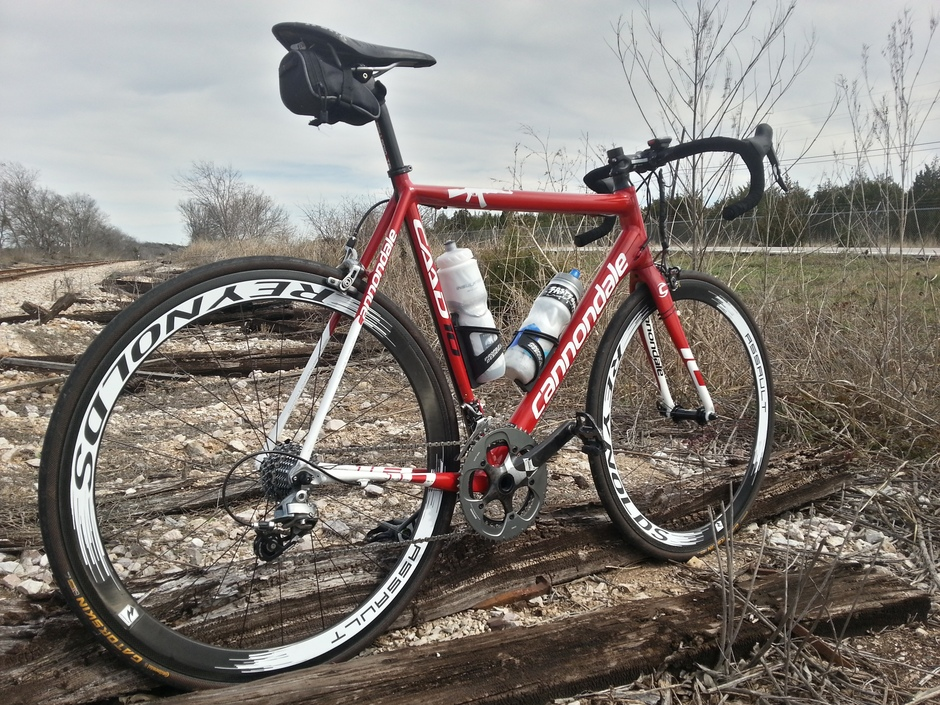 Cannondale CAAD10 - STOLEN - Pedal Room