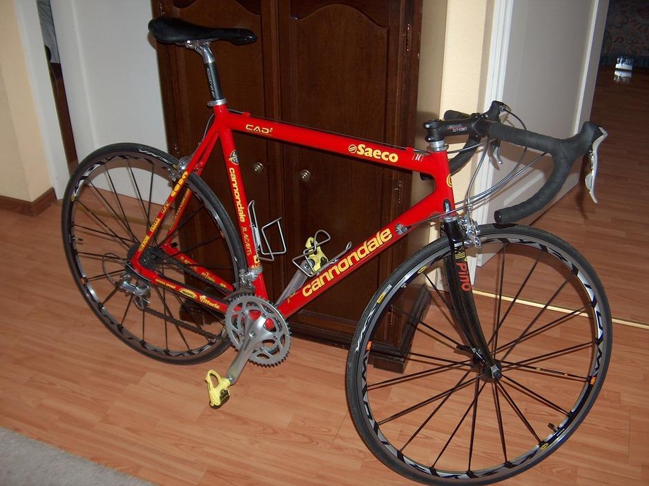 Mountain Bike Crankset >> Cannondale CAAD2 - Pedal Room