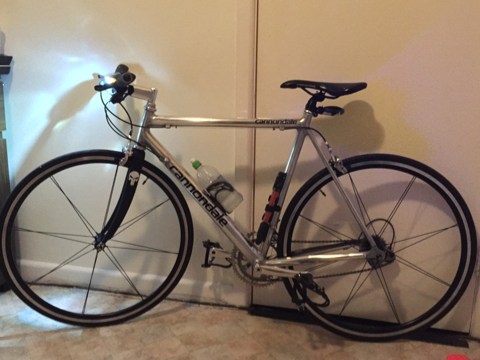 Cannondale Cad3 Team Saeco Replica 1999 Pedal Room
