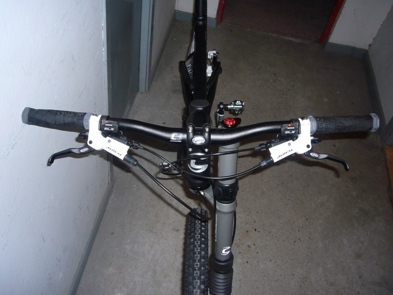 Best Mountain Bike Pedals >> Cannondale Rush 5 Lefty 2009 - Pedal Room