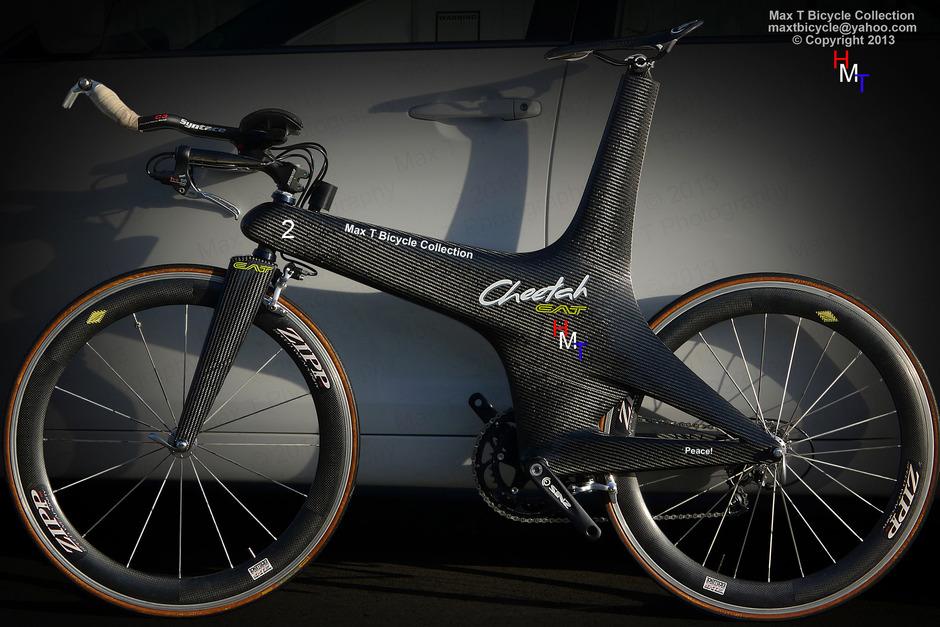 Cat Cheetah Carbon Bike 1 Max T 4 Pedal Room