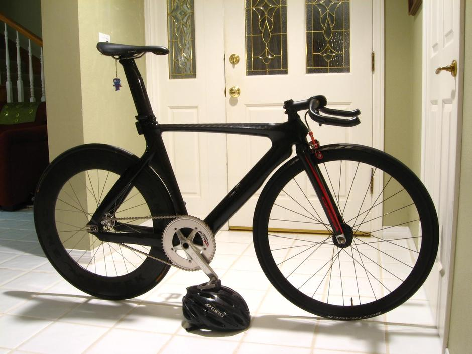 Carbon Fiber Bikes >> China Full Carbon Track Bike - Pedal Room