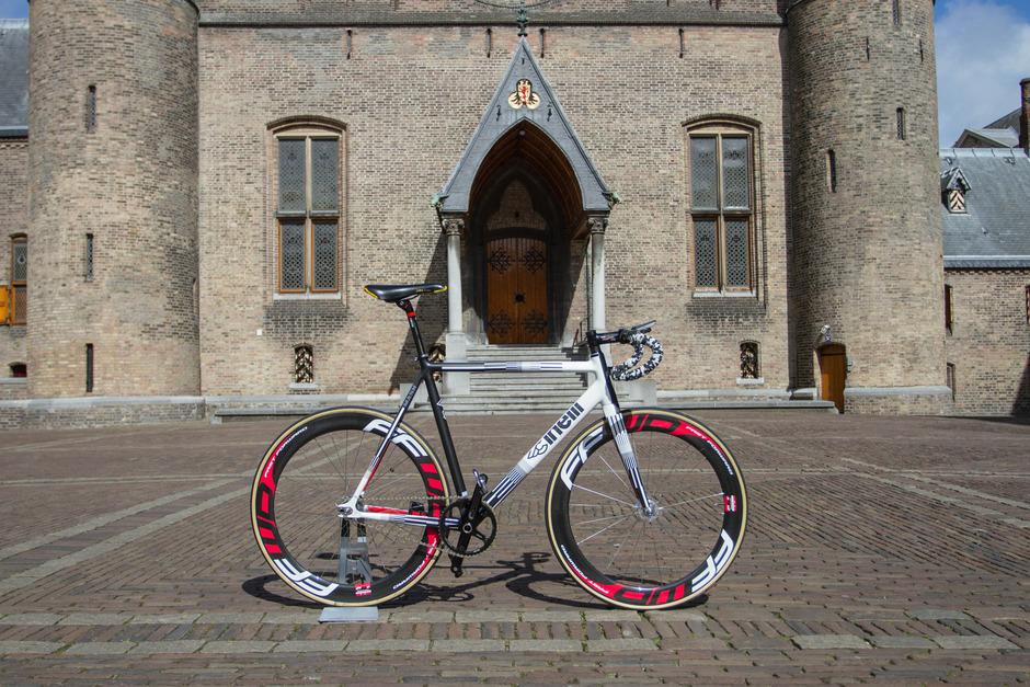 Cinelli Mash Parallax 2014 Pedal Room