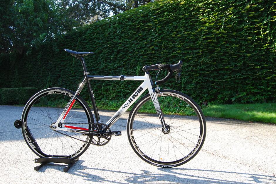 Dura Ace 9000 >> Cinelli Mash Parallax 2014 Road - Pedal Room