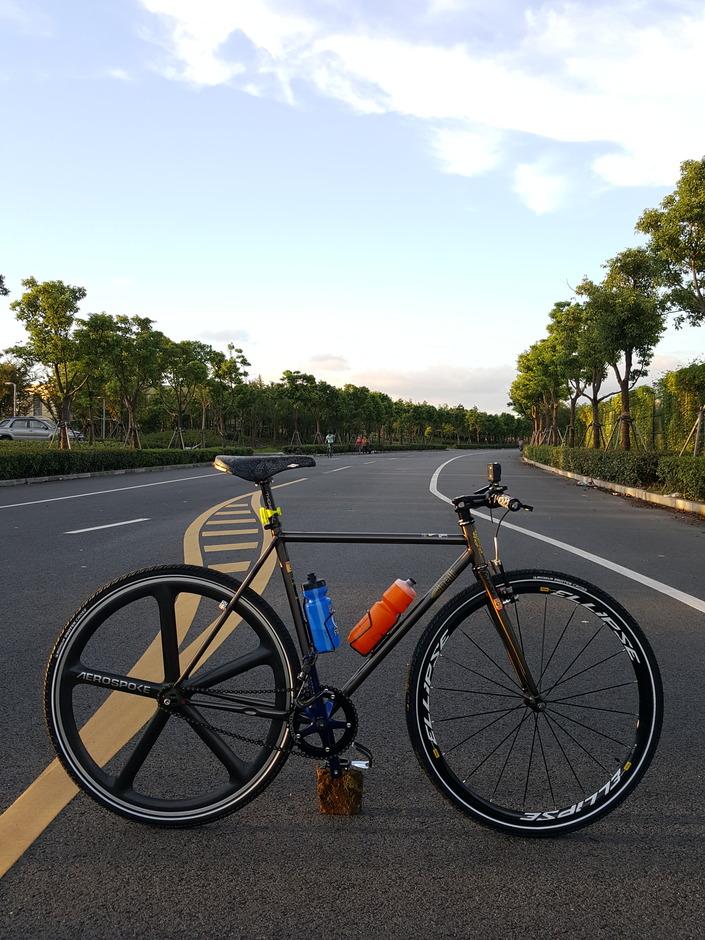 Cinelli Mash Work 2017 Pedal Room