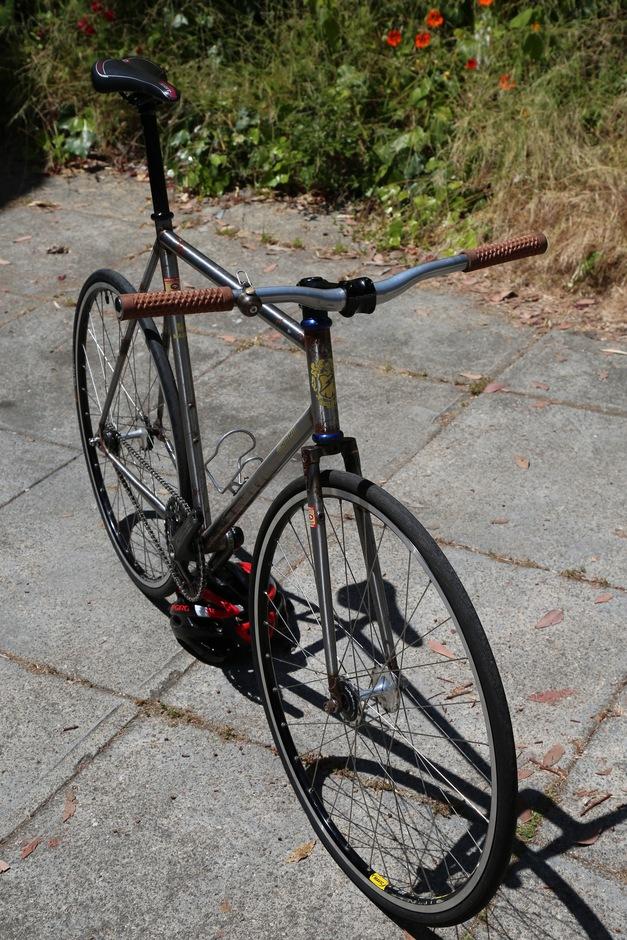 Cinelli Mash Work Xxl Pedal Room