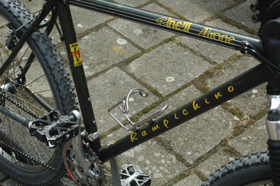 Cinelli Rampichino Airone 10 Pedal Room