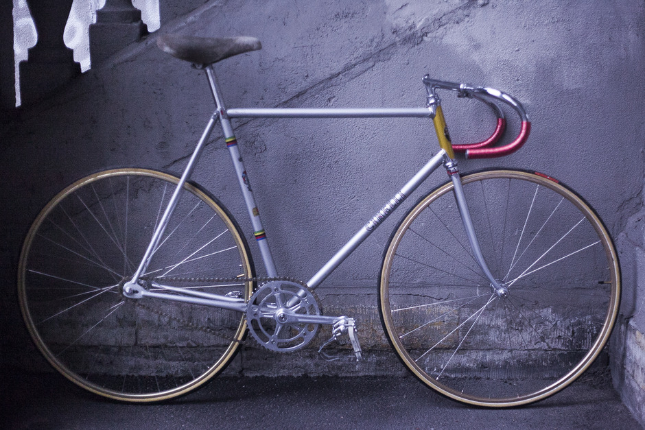 Cinelli Speciale Corsa Pista СССР Pedal Room