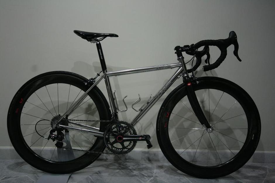 Wheel And Tire >> Cinelli XCR - Pedal Room