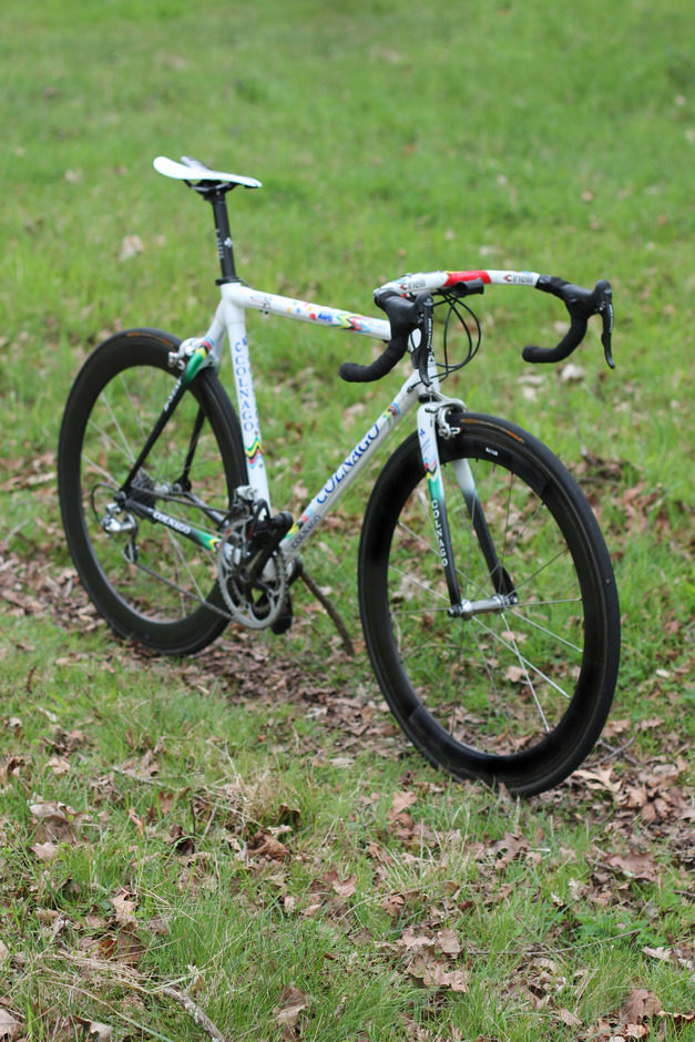 Best Bikes 2017 >> Colnago C40 Mapei World Champion Limited - Pedal Room